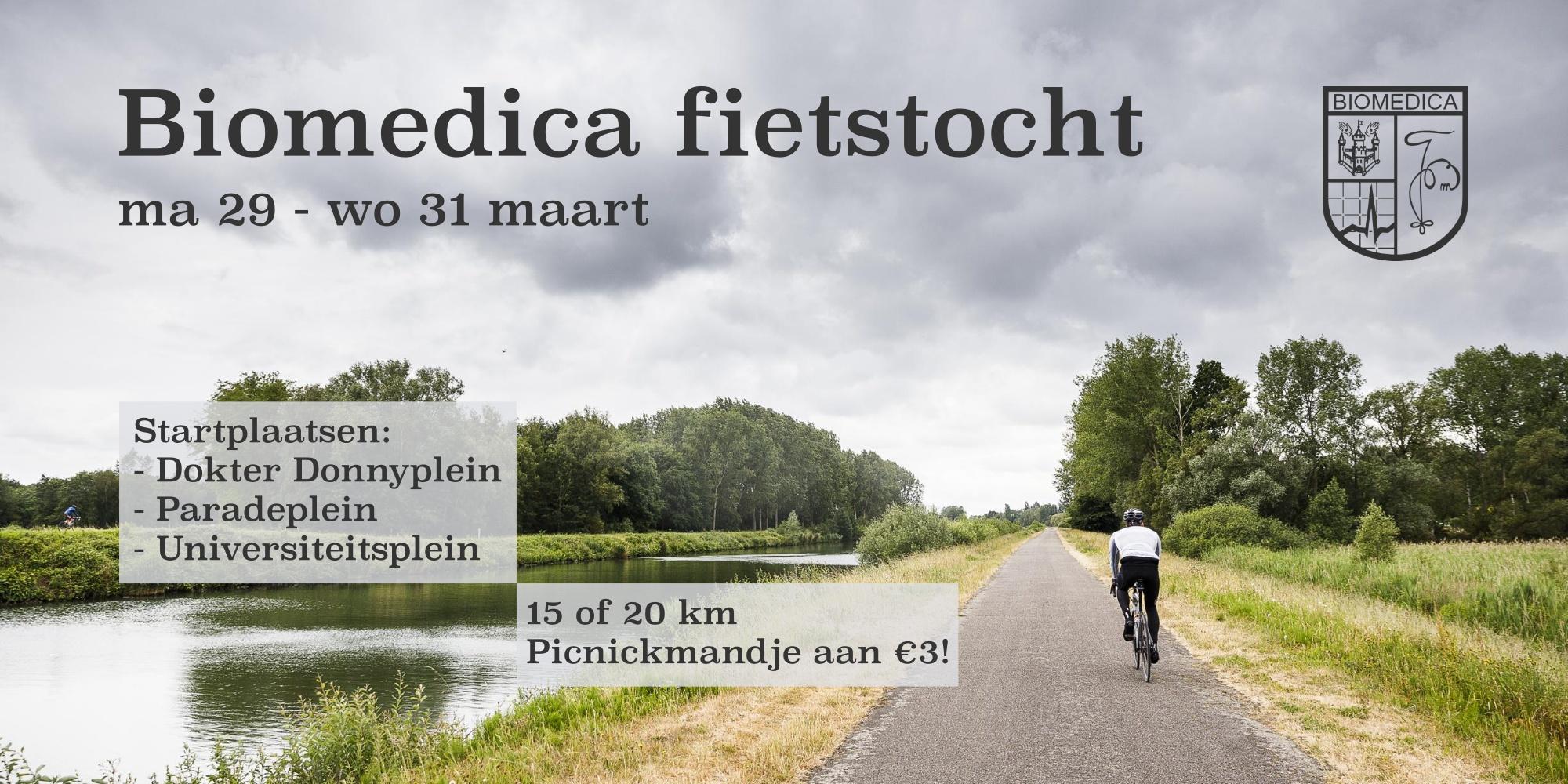 fietstocht
